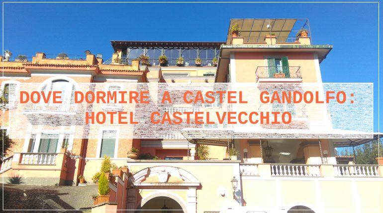 Innamorati in viaggio, Castel Gandolfo hotel