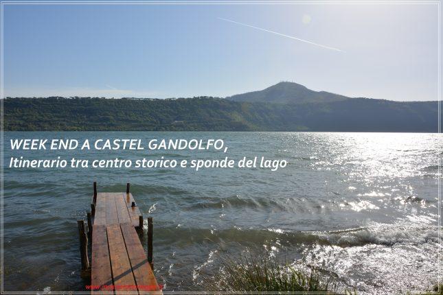 itinerario a Castel Gandolfo degli Innamorati in Viaggio