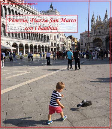 Copertina, Venezia con i bimbi