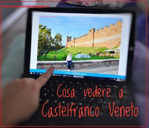 Copertina Castelfranco Veneto, Innamorati in Viaggio