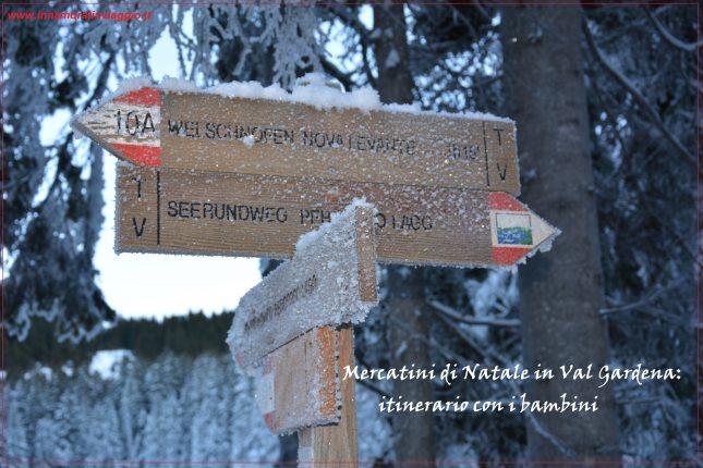 Mercatini in Val Gardena, Lago di Carezza, Innamorati in Viaggio (15), copertina