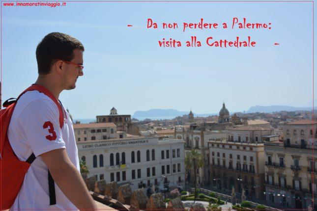 Innamorati in Viaggio, Palermo, copertina