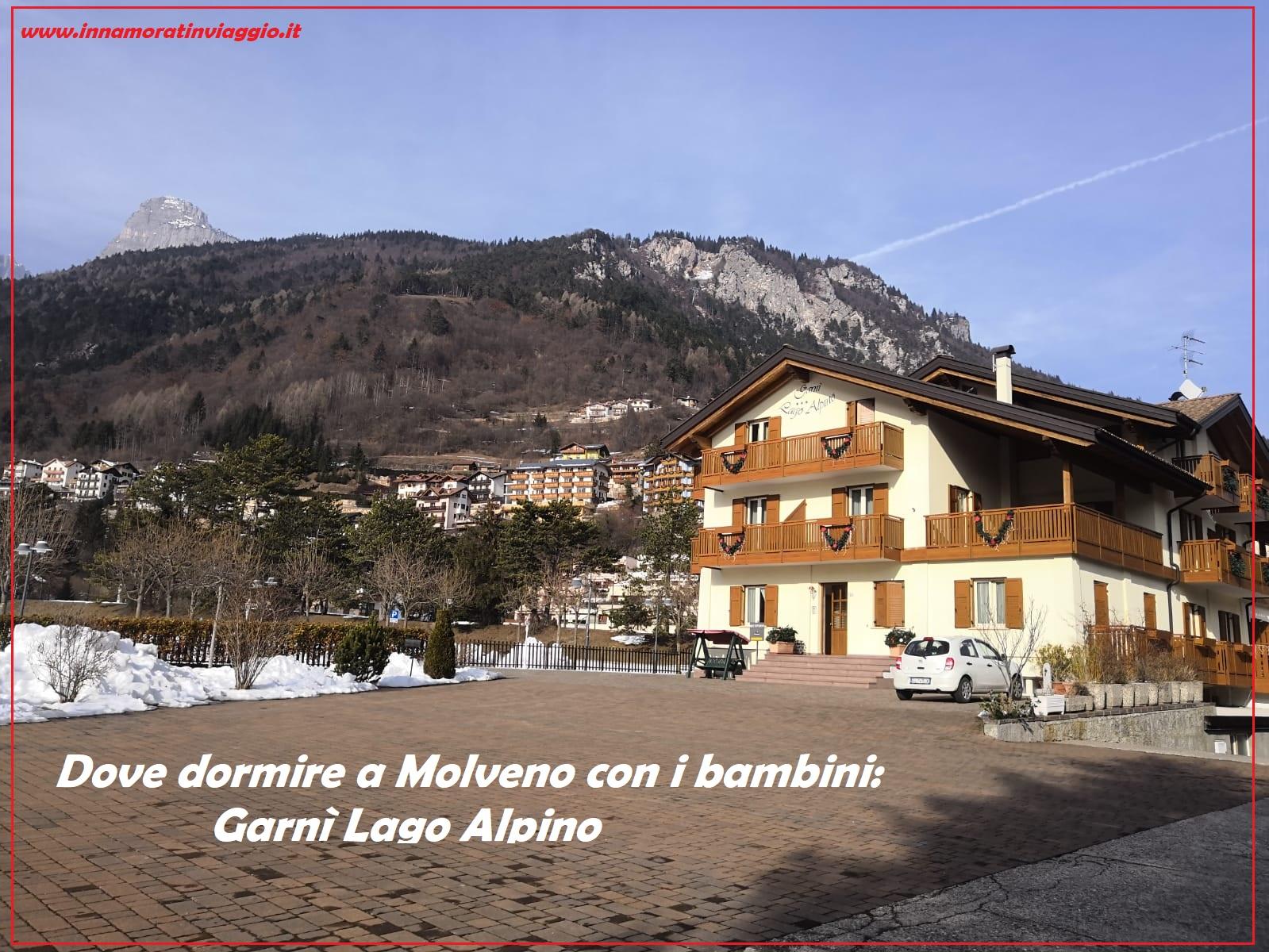 Dove dormire a Molveno con i bambini: Garnì Lago Alpino ...