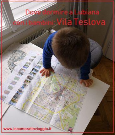 Copertina, dove dormire a Lubiana con i bambini, Innamorati in Viaggio